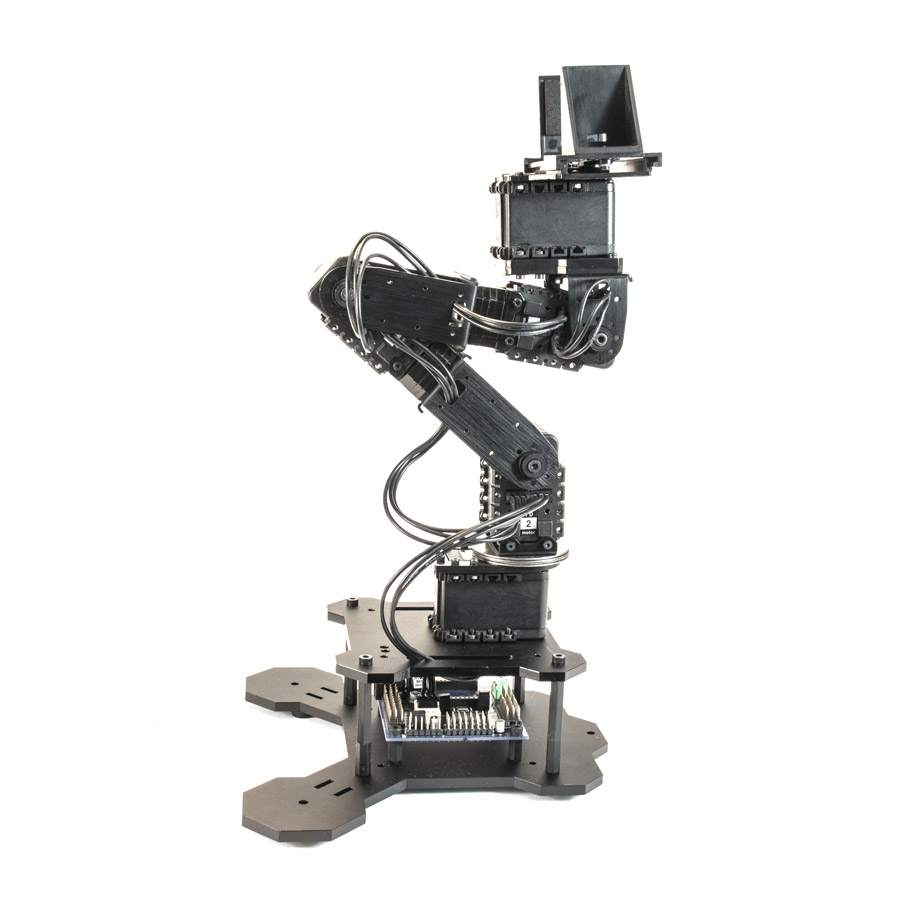 PhantomX Pincher Robot Arm Kit Mark II - KIT-RK-PINCHER