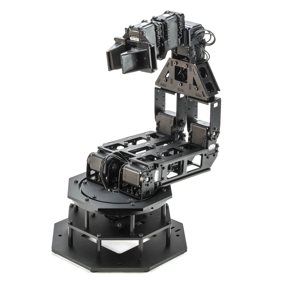 PhantomX Reactor Robot Arm Kit - KIT-RK-REACTOR