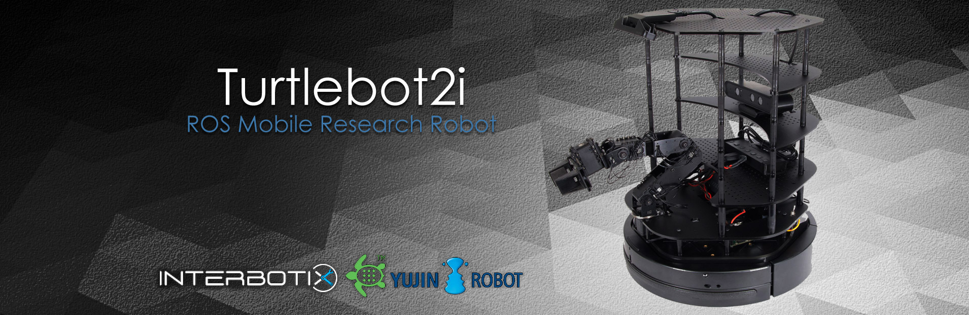 InterbotiX TurtleBot 2i